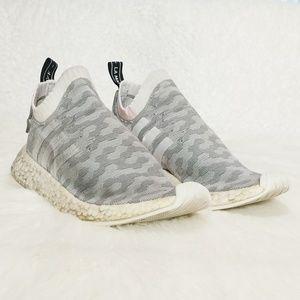 Adidas Boost NMD City Sock Grey/Pink